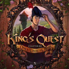 King's Quest(TM) - Chapter 3: Once Upon a Climb