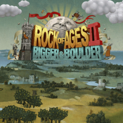 Rock of Ages 2 : Bigger & Boulder