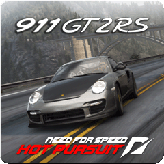 Need for Speed™ Hot Pursuit Porsche 911 GT2 RS