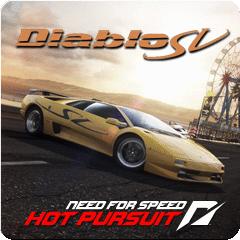 Need for Speed™ Hot Pursuit Lamborghini Diablo SV