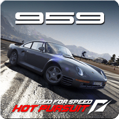Need for Speed™ Hot Pursuit Porsche 959