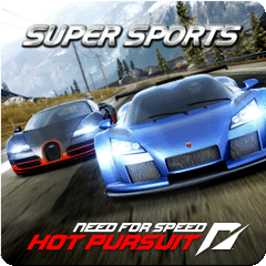 Need for Speed™ Hot Pursuit Набор Super Sports