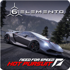 Need for Speed™ Hot Pursuit Lamborghini Sesto Elemento