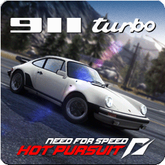 Need for Speed™ Hot Pursuit Porsche 911 Turbo