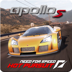 Need for Speed™ Hot Pursuit GUMPERT apollo s