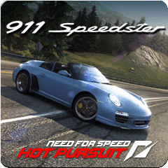 Need for Speed™ Hot Pursuit Porsche 911 Speedster