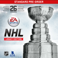 EA SPORTS™ NHL® Legacy Edition Standard Pre-Order