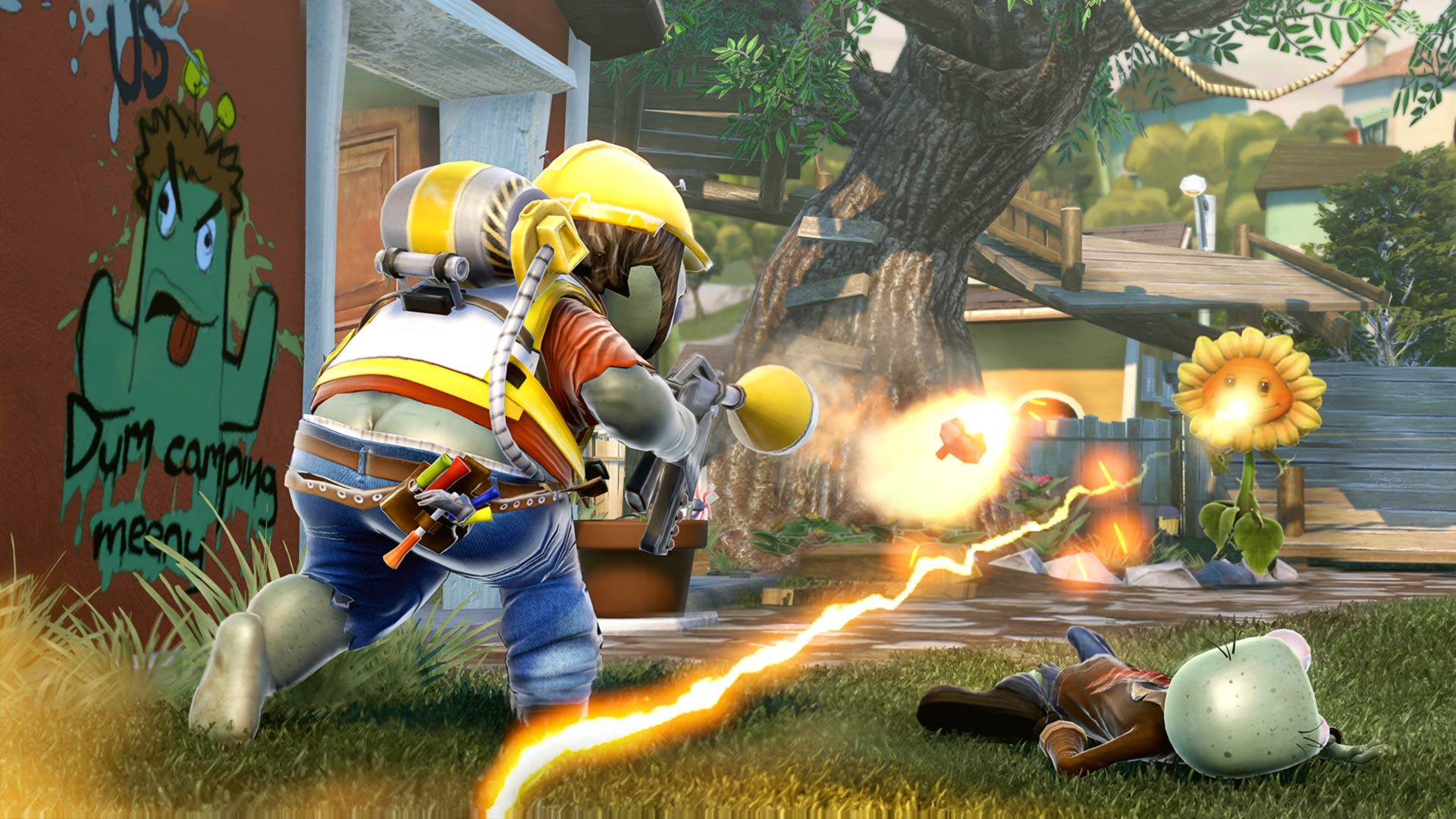 Plants vs Zombies Garden Warfare on PS4  Official PlayStation