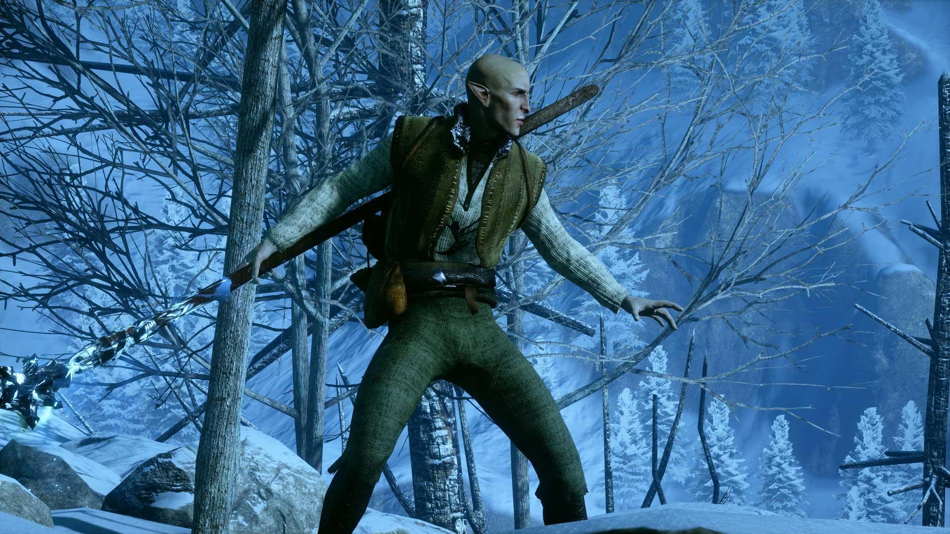 Скриншот №10 к Dragon Age Инквизиция - издание «Игра года»