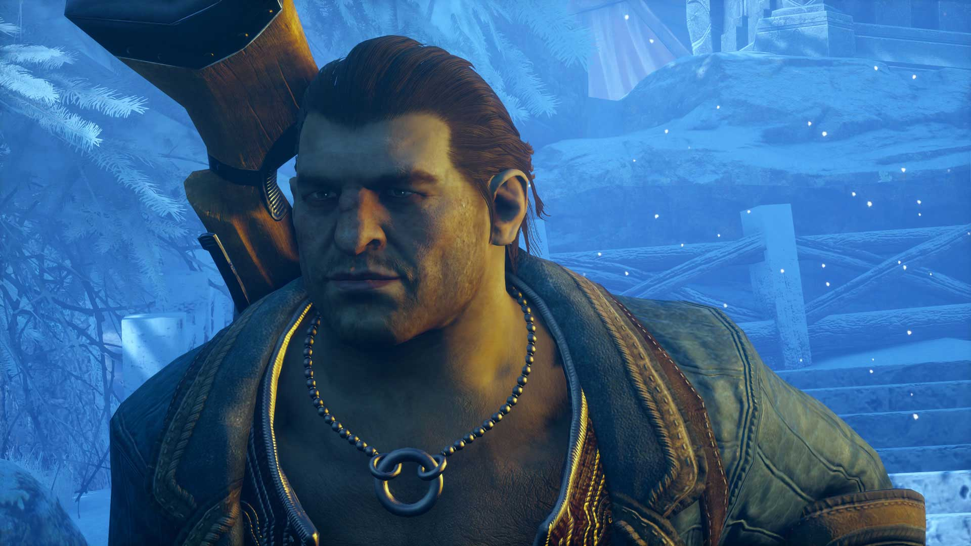Скриншот №1 к Dragon Age Инквизиция - издание «Игра года»
