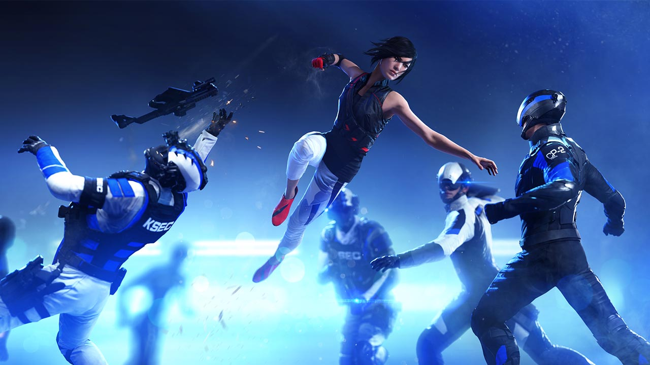 Скриншот №8 к Mirrors Edge Catalyst