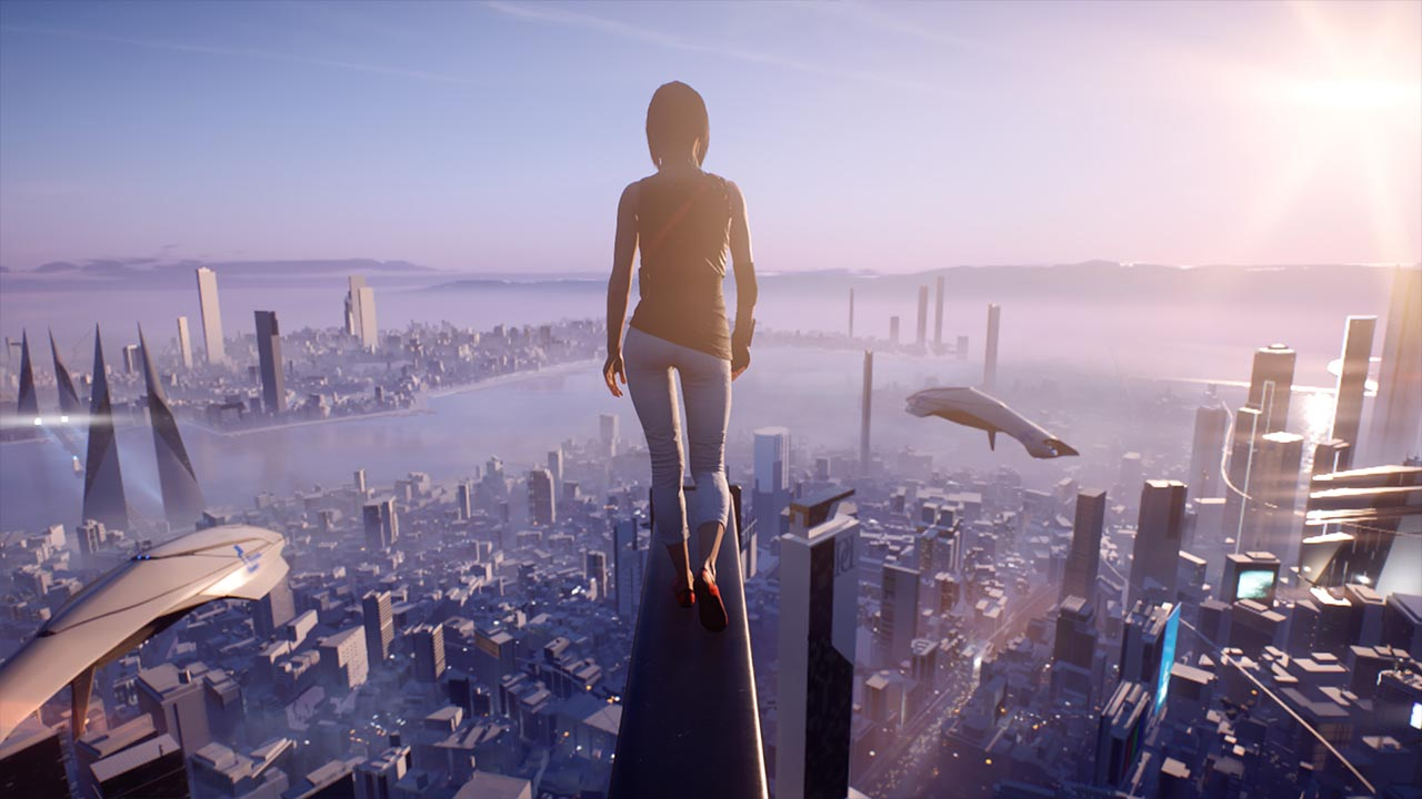 Скриншот №5 к Mirrors Edge Catalyst