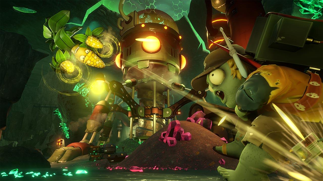 Скриншот №5 к Plants vs. Zombies Garden Warfare 2