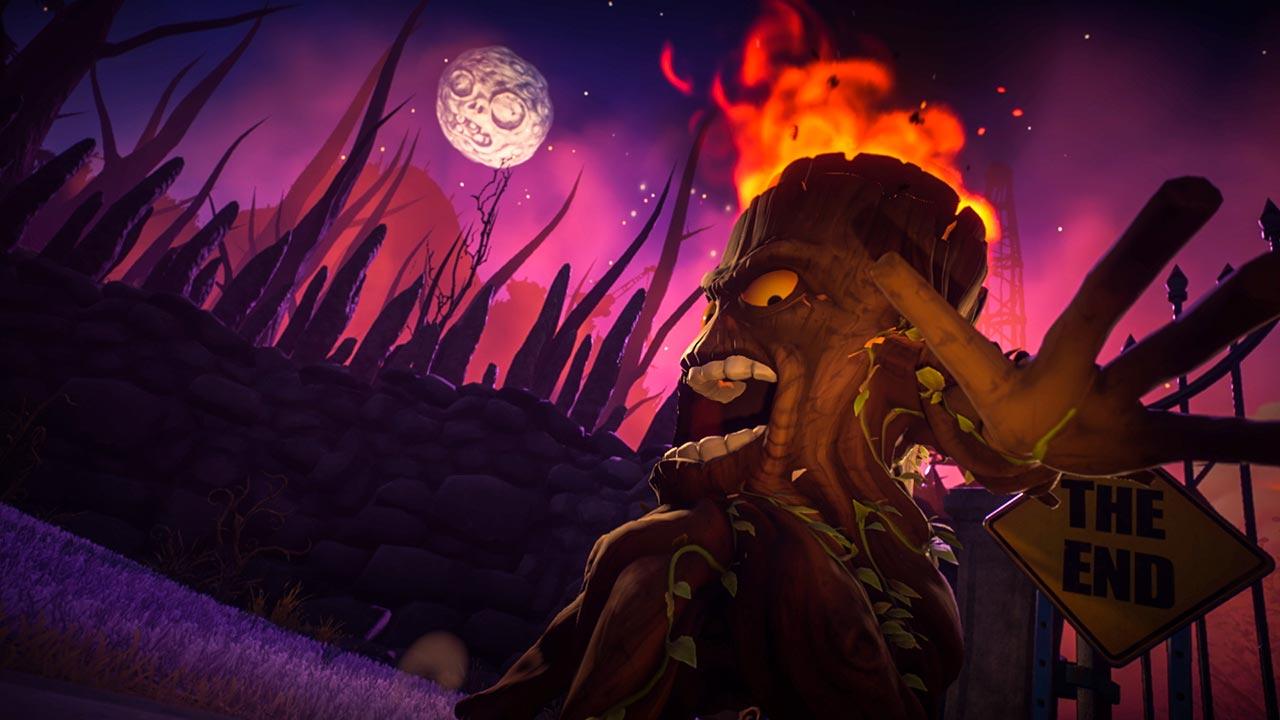 Скриншот №9 к Plants vs. Zombies Garden Warfare 2