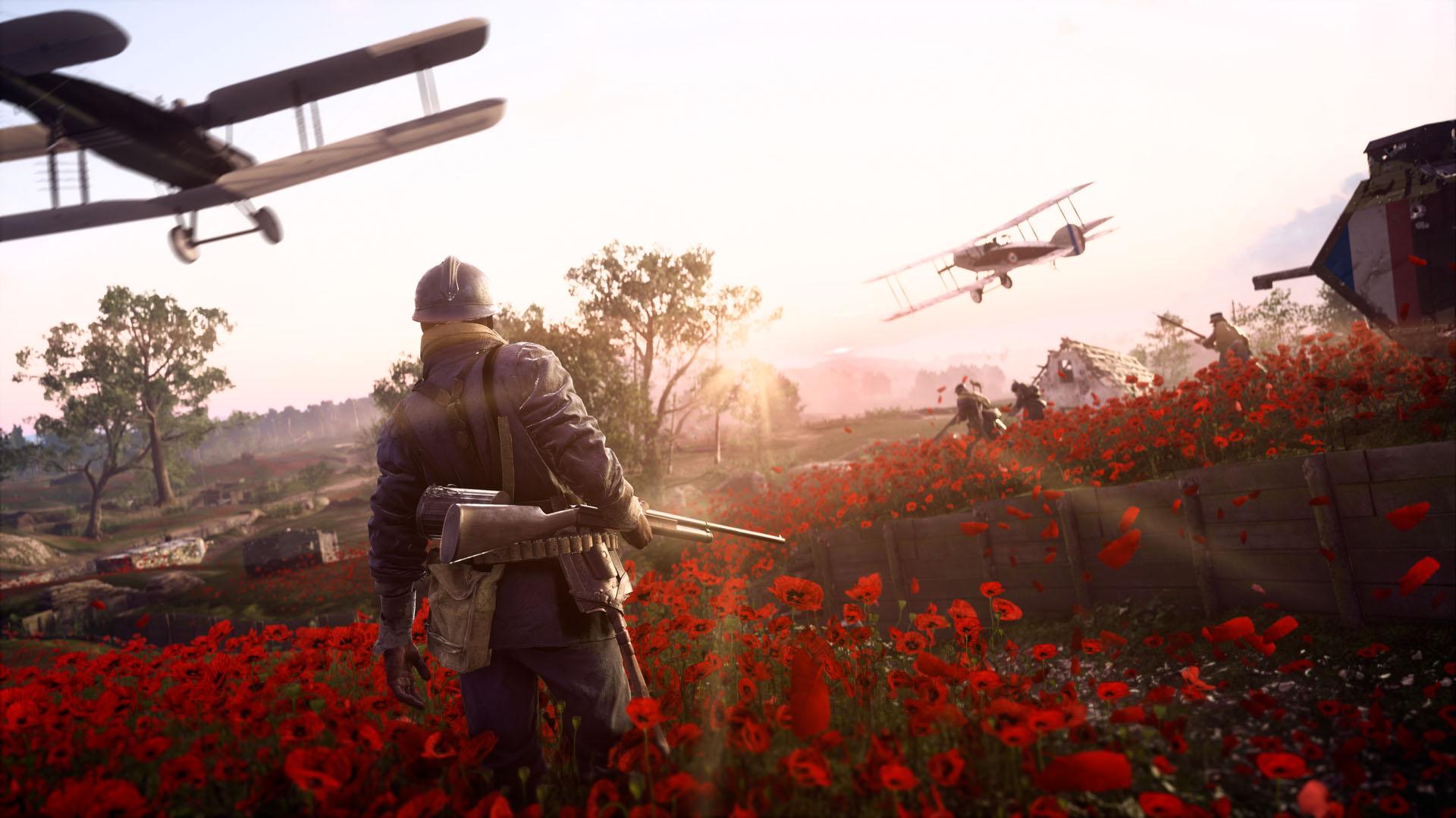 Скриншот №1 к Комплект Battlefield 1 + Titanfall 2 Ultimate
