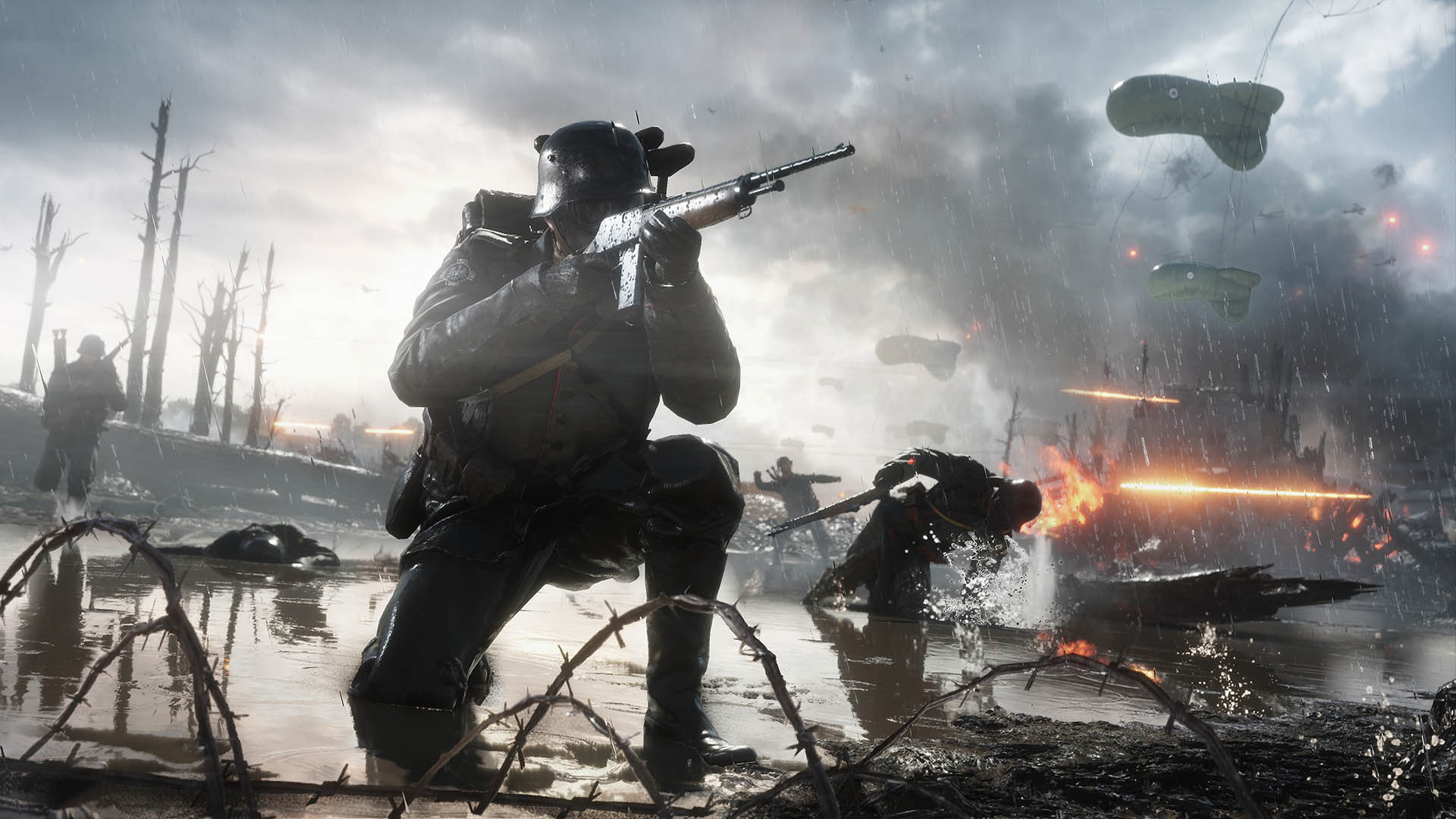 Скриншот №2 к Комплект Battlefield 1 + Titanfall 2 Ultimate