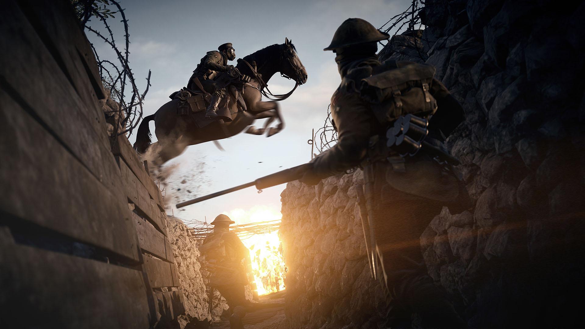 Скриншот №5 к Комплект Battlefield 1 + Titanfall 2 Ultimate