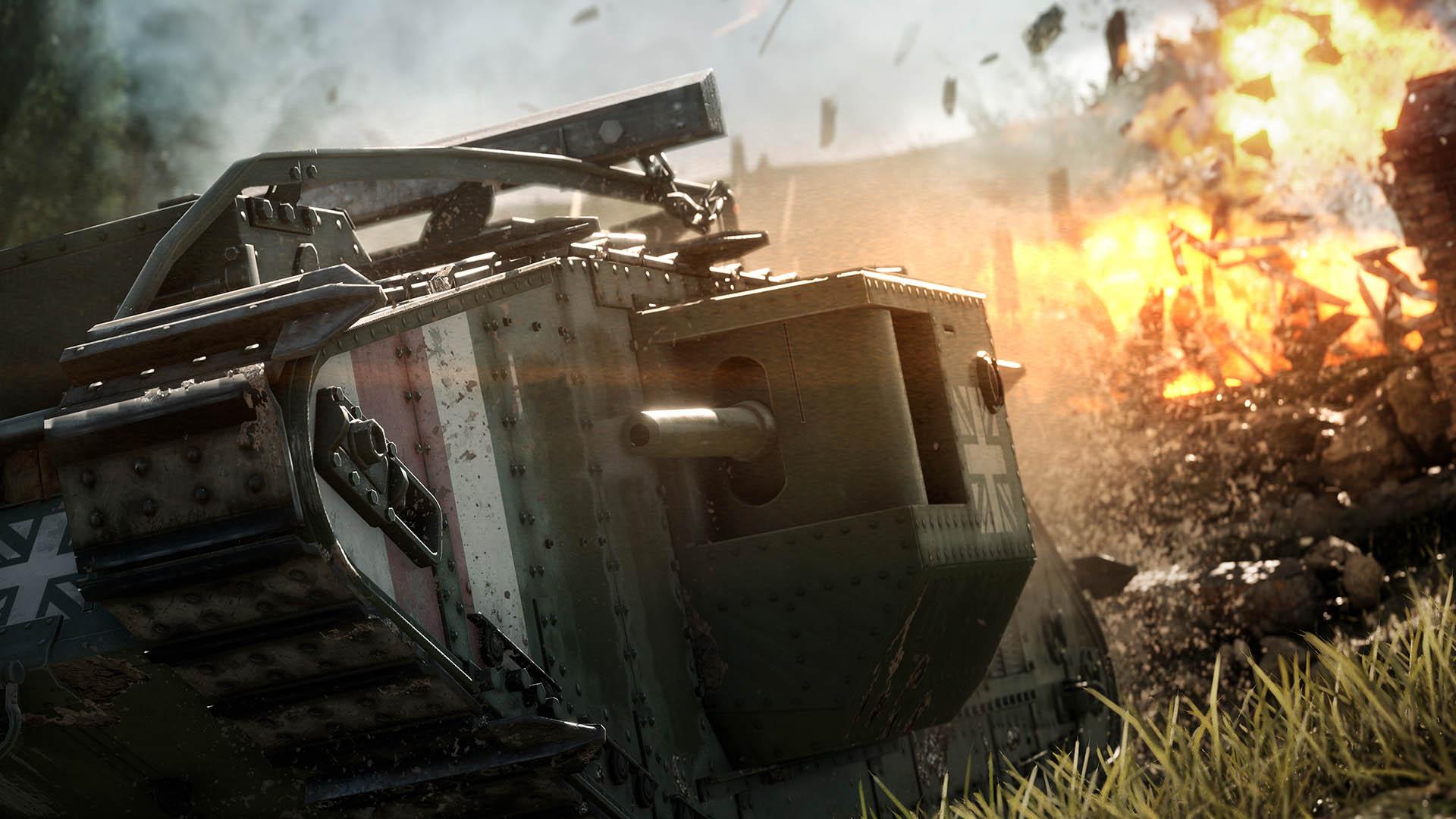 Скриншот №3 к Комплект Battlefield 1 + Titanfall 2 Ultimate
