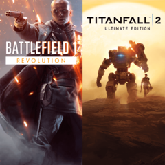 Bundle ultime Battlefield 1 & Titanfall 2