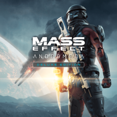 Edition Deluxe de Mass Effect : Andromeda