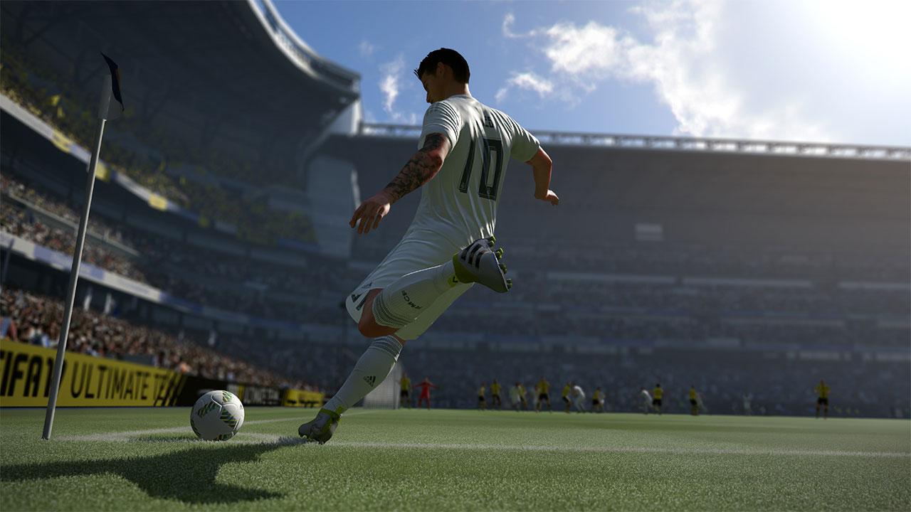 Gambar terkait dari Game FIFA 17