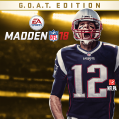 Madden NFL 18 Edition Greatest Of All Times