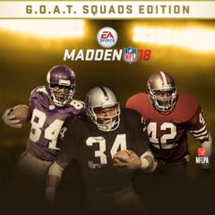 Edition G.O.A.T. Squads