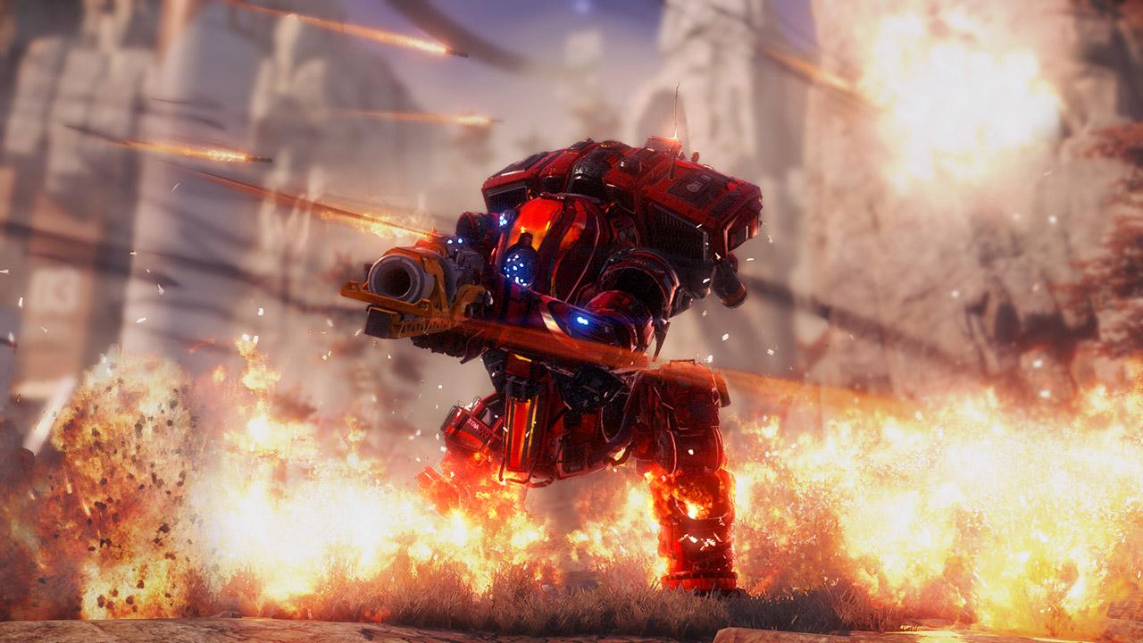 Скриншот №1 к Стандартное издание Titanfall 2