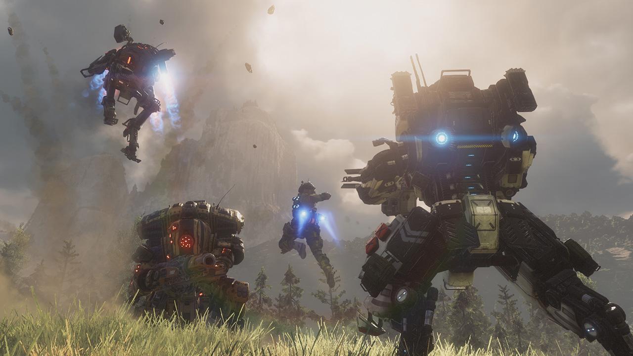 Скриншот №8 к Стандартное издание Titanfall 2