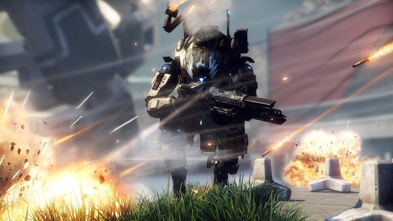 Скриншот №3 к Стандартное издание Titanfall 2