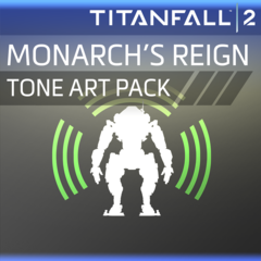 Titanfall™ 2: Monarch's Reign Tone Art Pack