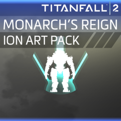 Titanfall™ 2: Monarch's Reign Ion Art Pack