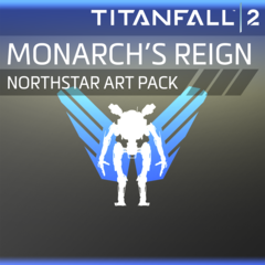 Titanfall™ 2: Monarch's Reign Northstar Art Pack