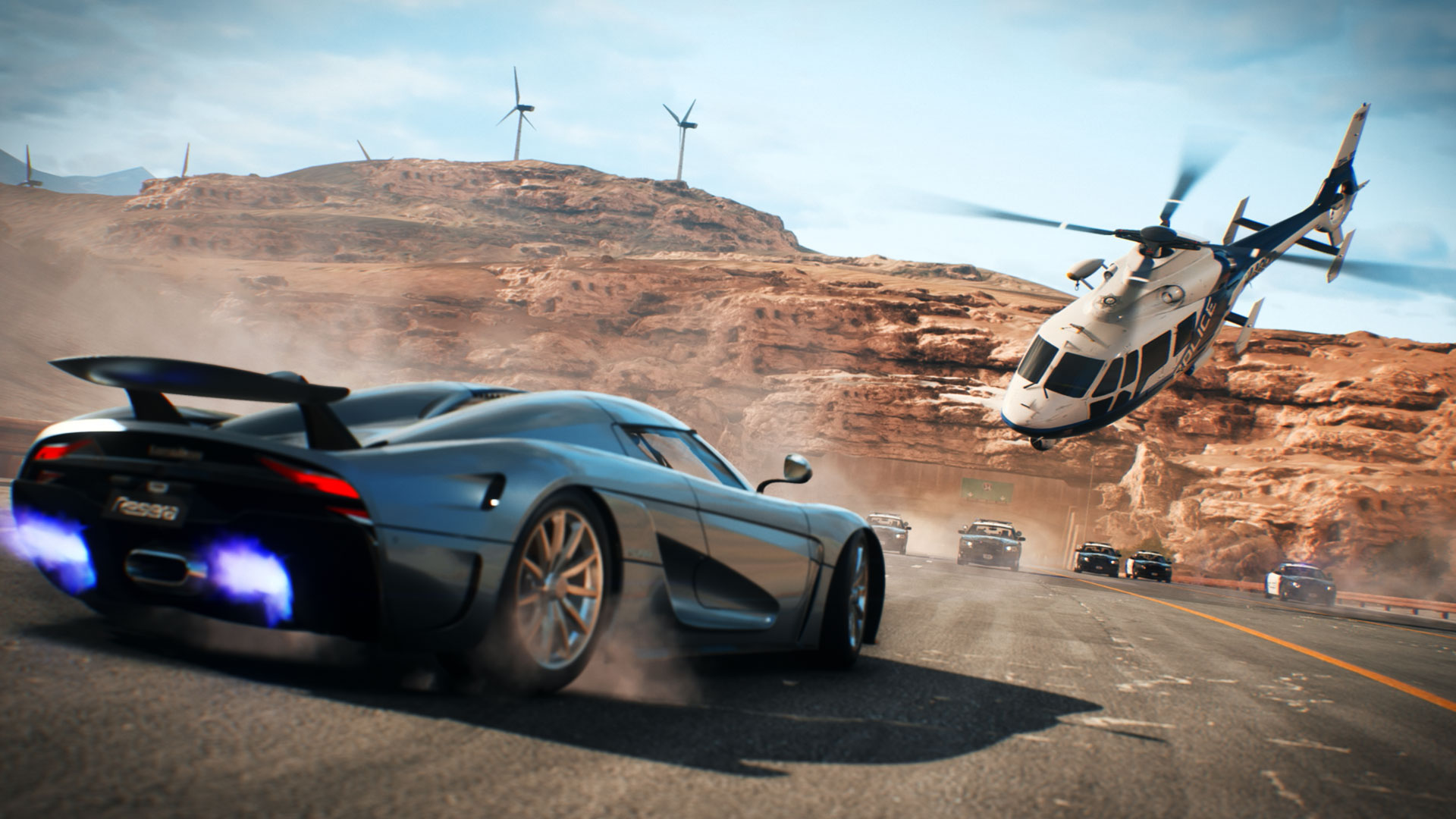Прокат Need for Speed Payback на PS4