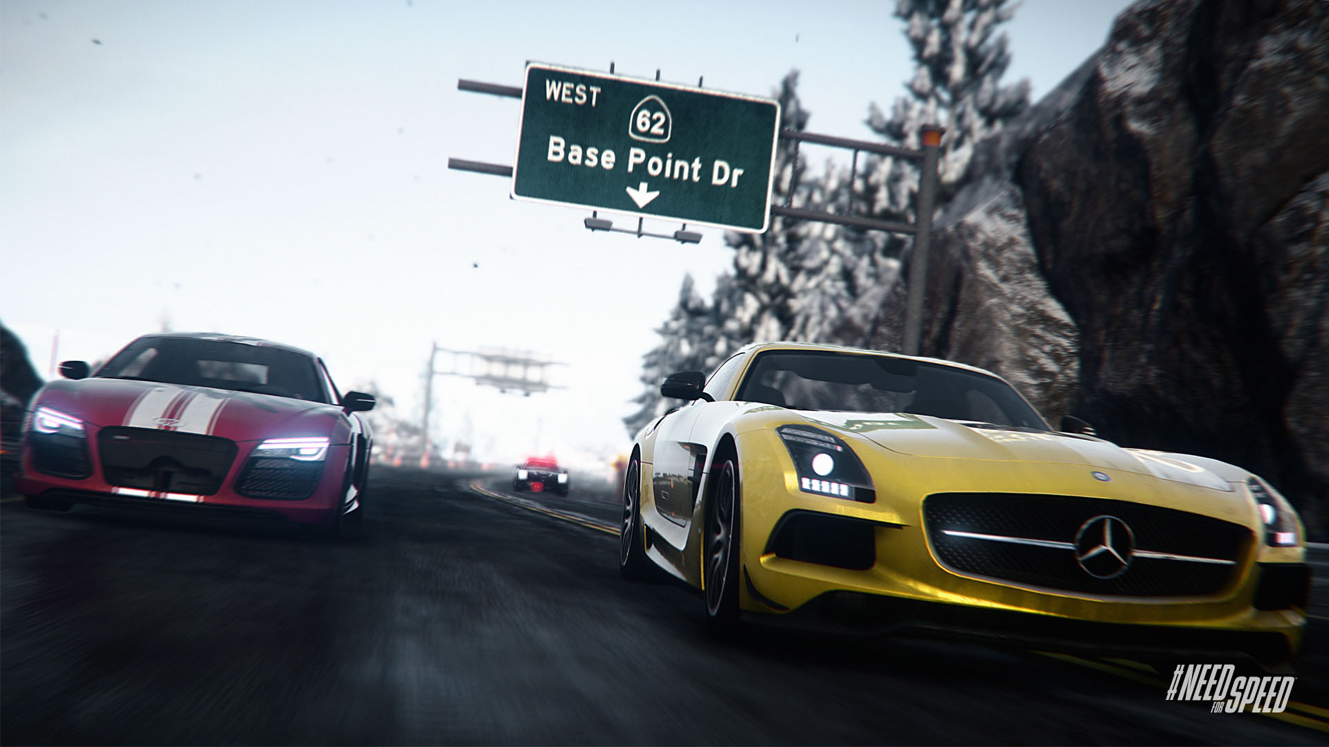 Скриншот №7 к Need for Speed Уникальный набор