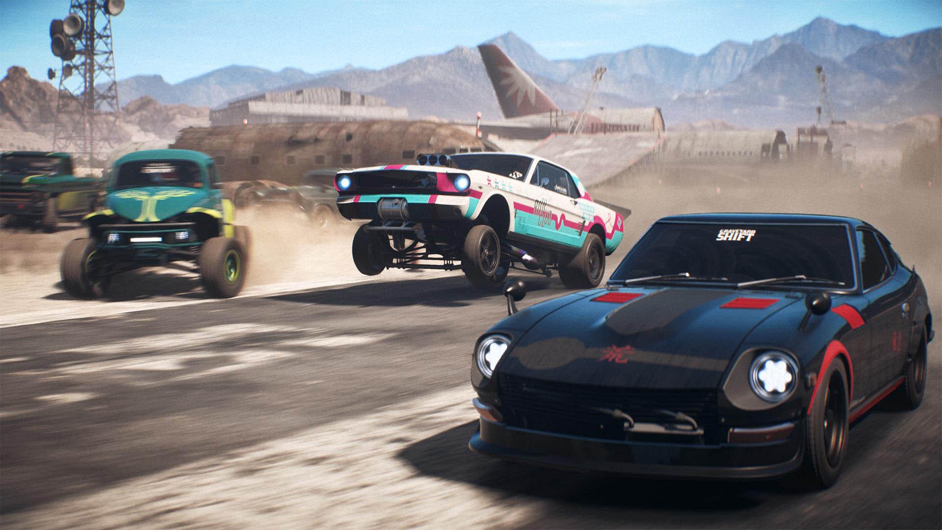 Скриншот №6 к Need for Speed Уникальный набор