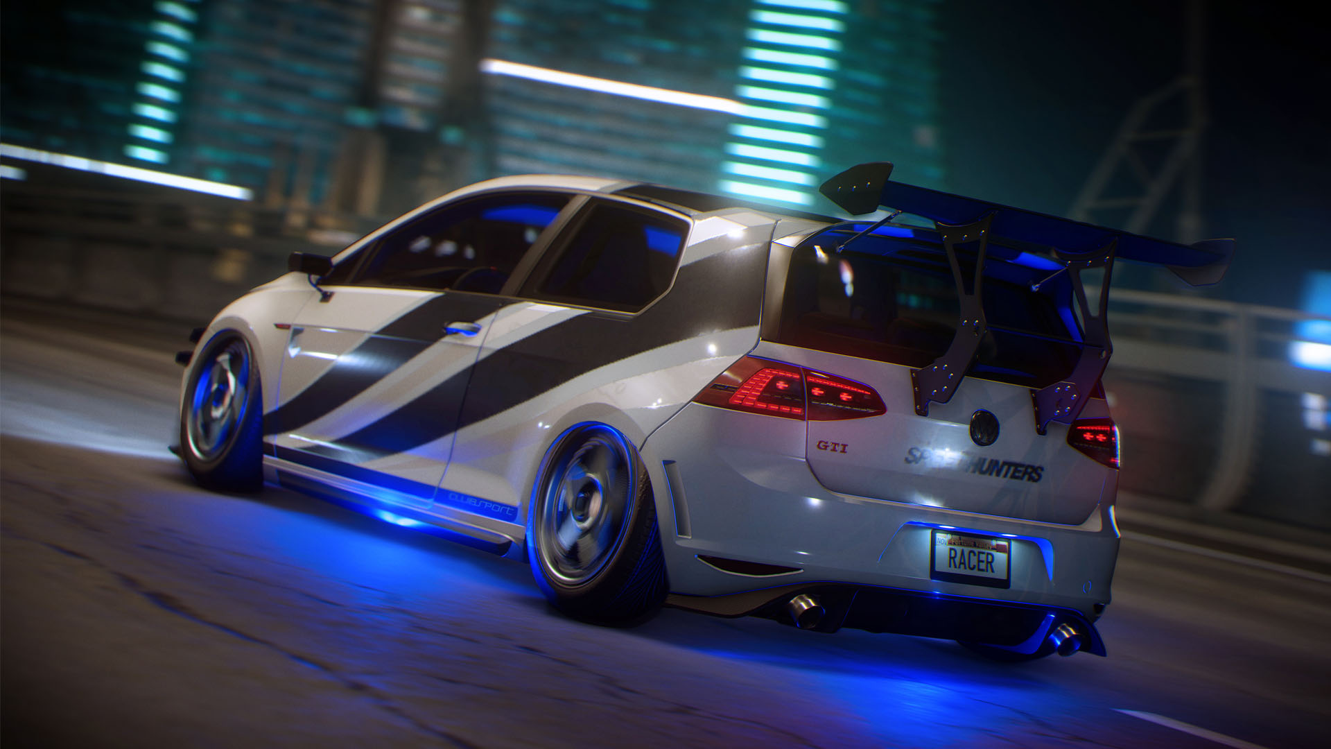 Аренда Need for Speed Payback на PlayStation 4
