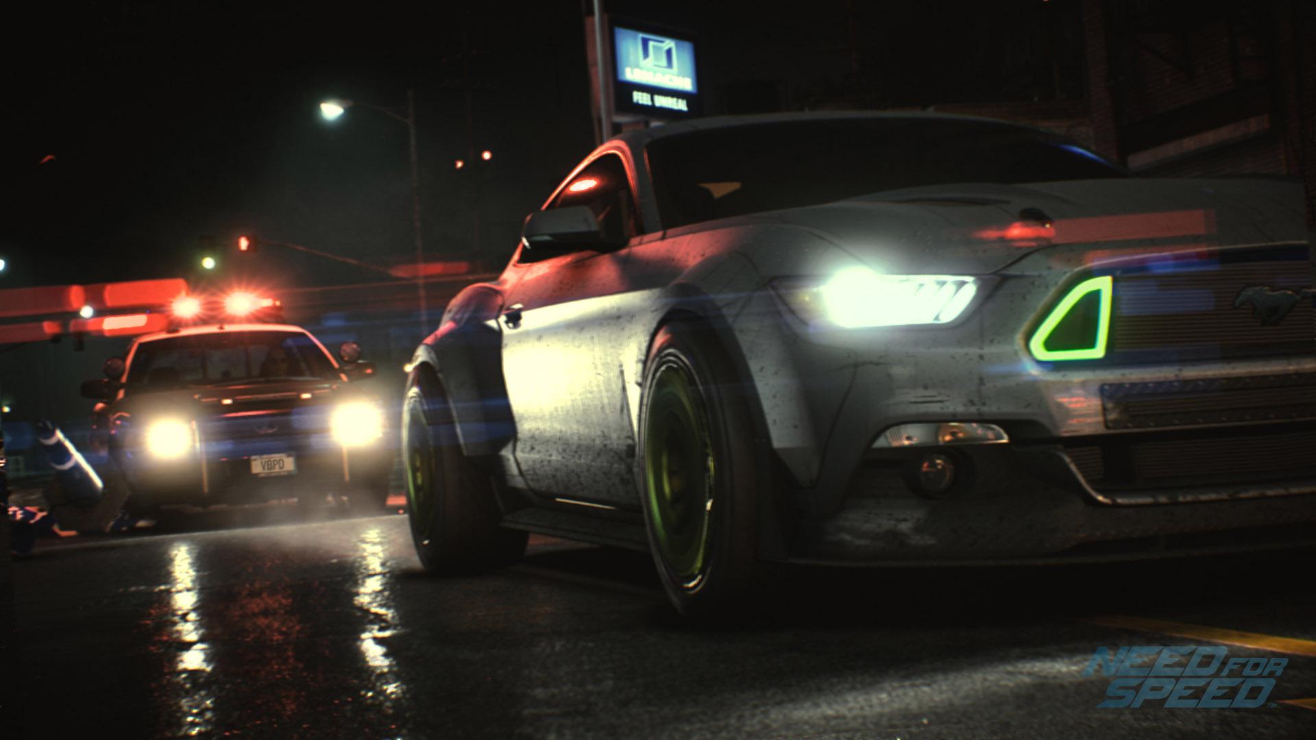 Скриншот №2 к Need for Speed Уникальный набор