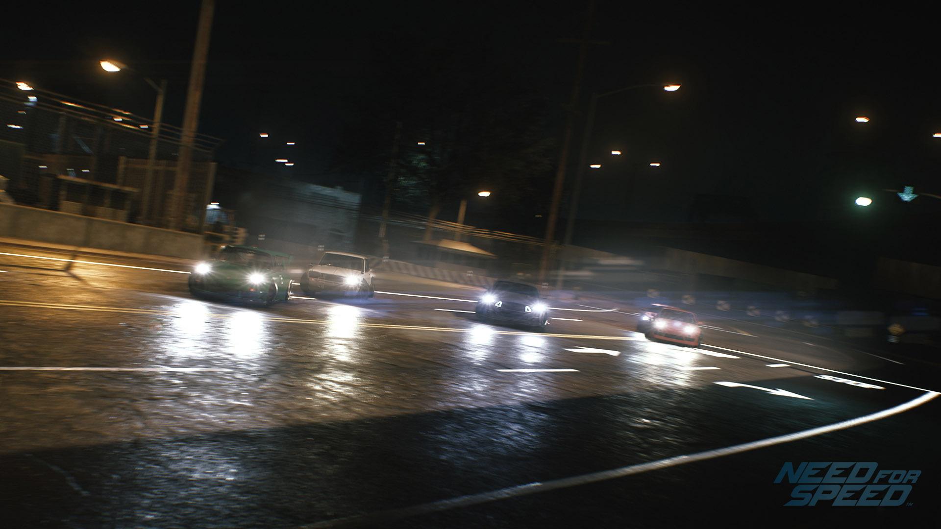 Скриншот №1 к Need for Speed Уникальный набор
