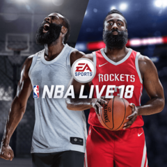 NBA LIVE18 : Edition l'Elu