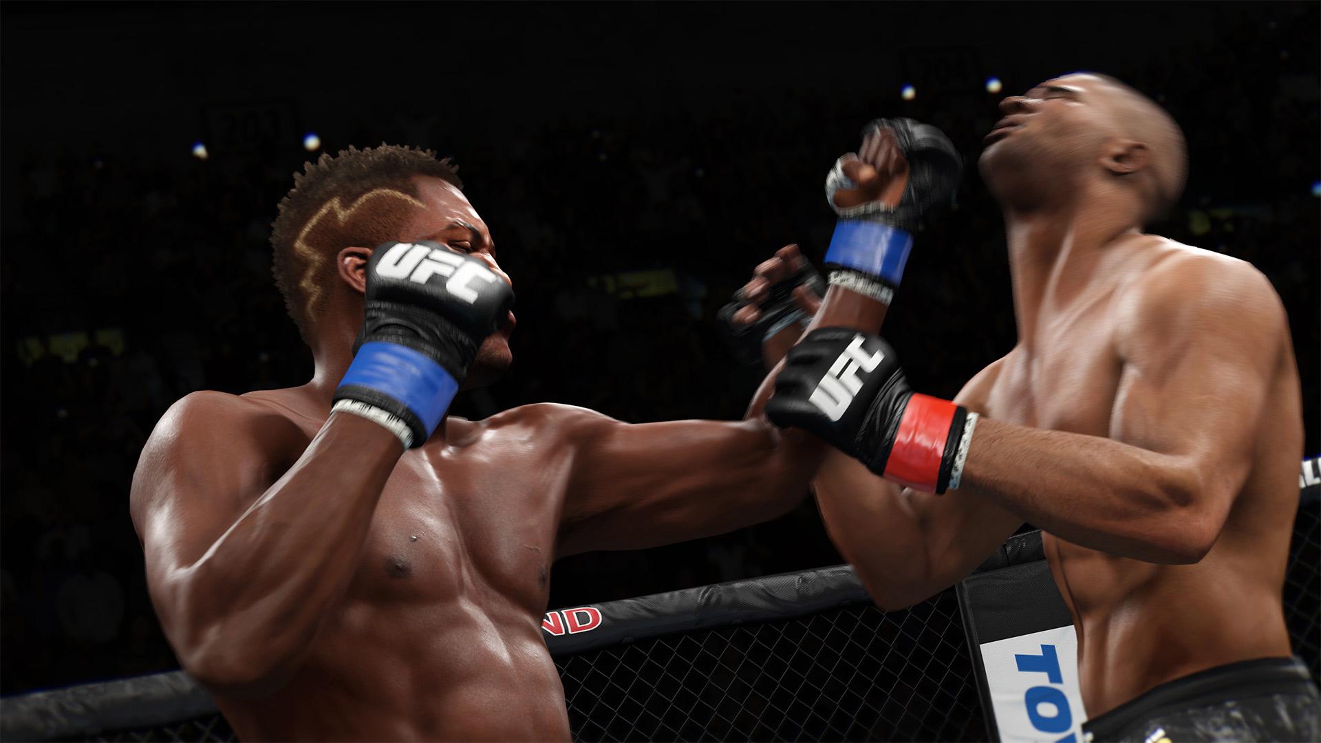 Скриншот №7 к EA SPORTS UFC 3