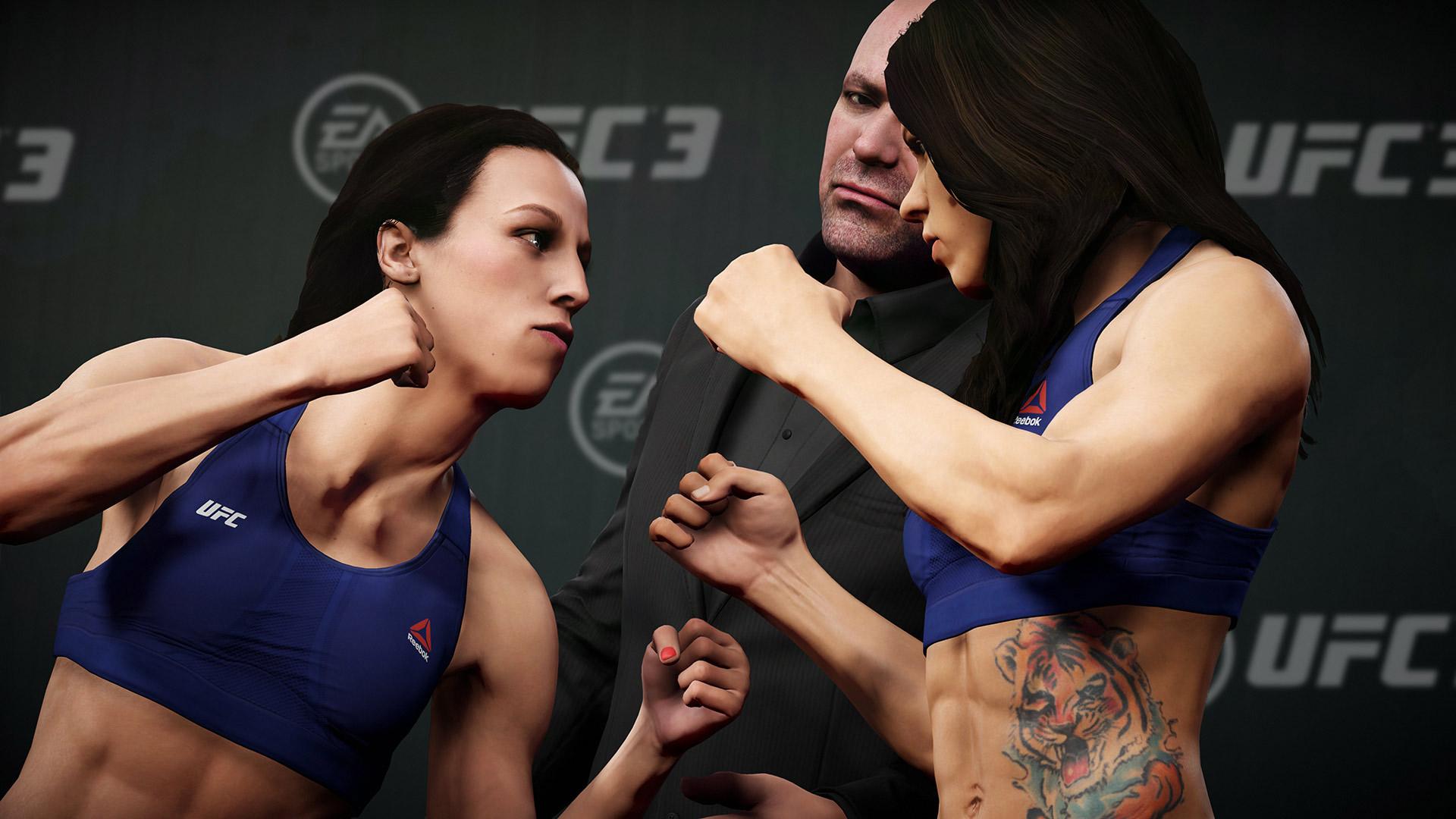 Скриншот №4 к EA SPORTS UFC 3