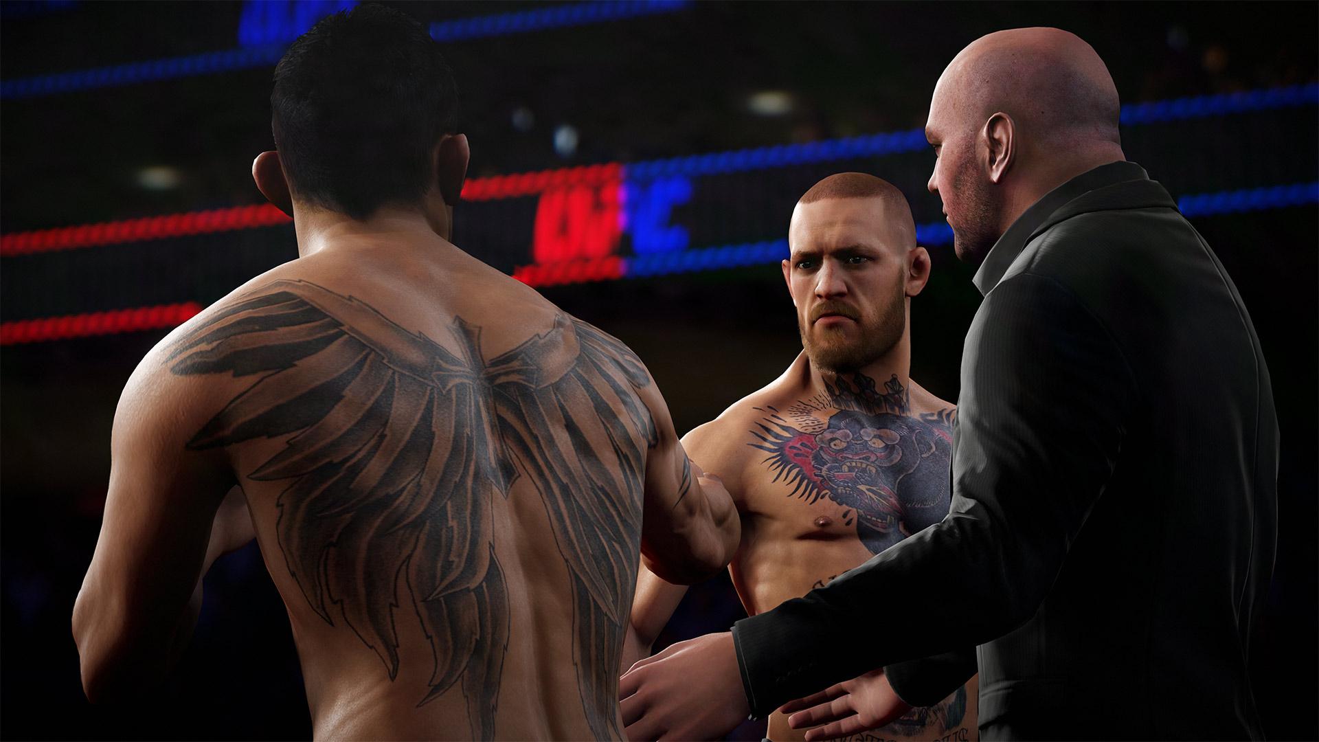 Скриншот №9 к EA SPORTS UFC 3