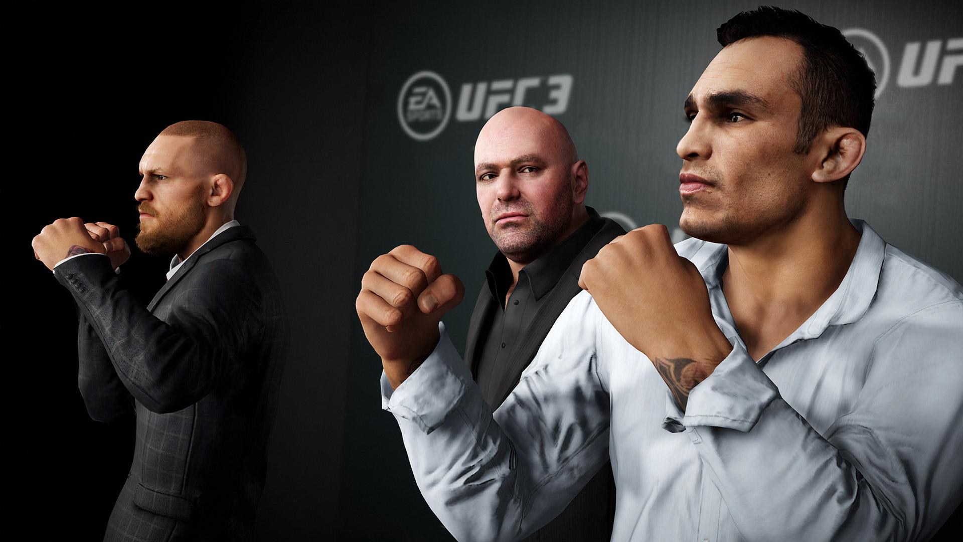 Скриншот №6 к EA SPORTS UFC 3