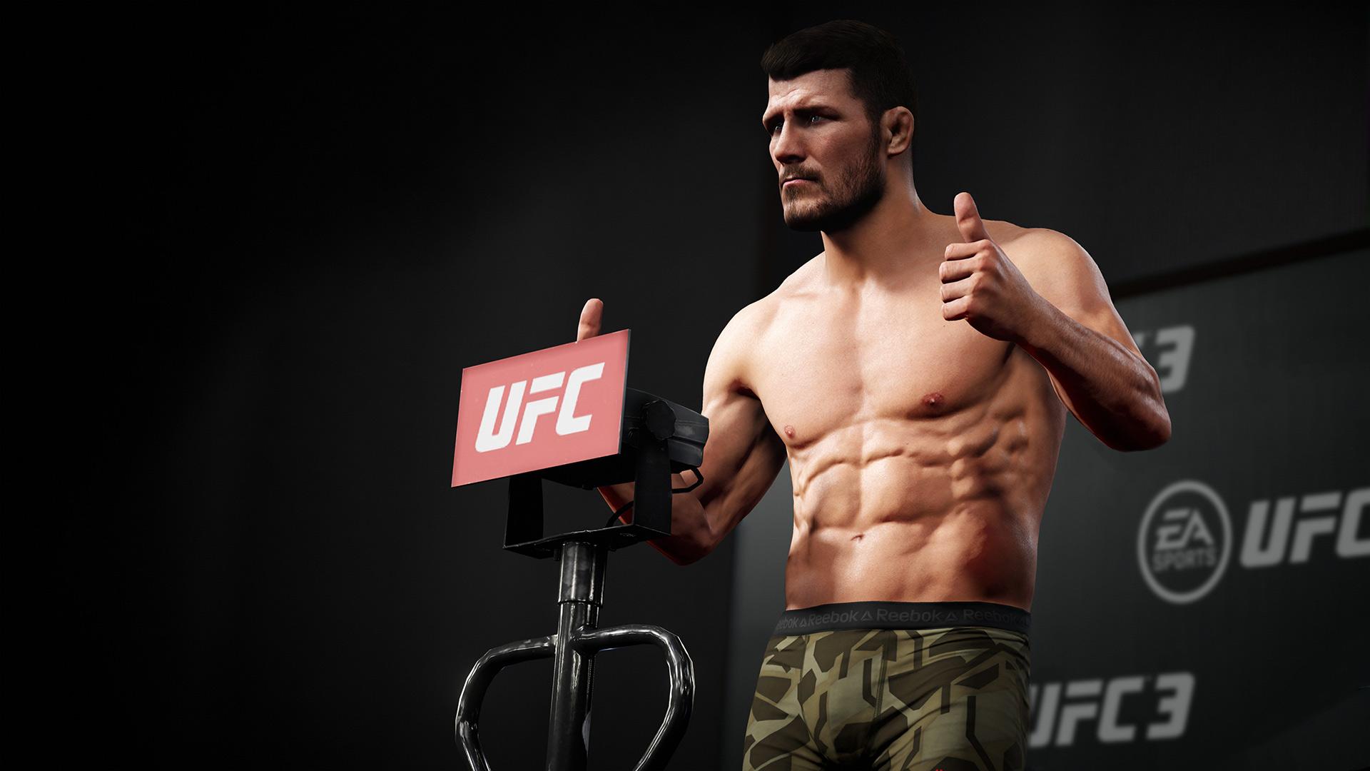 Скриншот №2 к EA SPORTS UFC 3