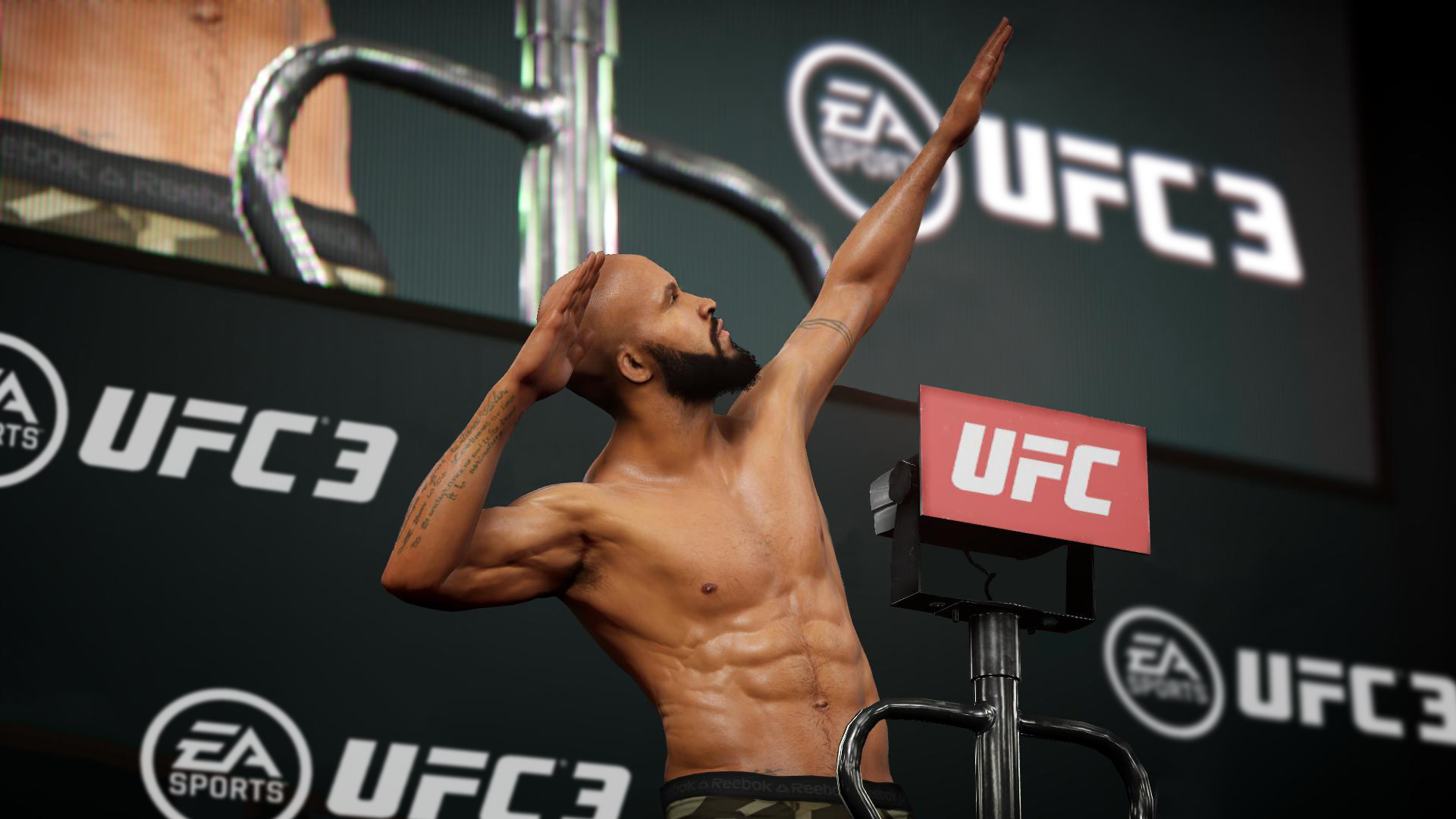Скриншот №5 к EA SPORTS UFC 3