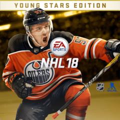 EA SPORTS NHL 18 Edition Jeunes étoiles