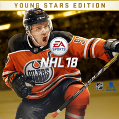 EA SPORTS NHL 18 Edition Jeunes �toiles