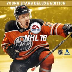 EA SPORTS NHL 18 Edition Jeunes étoiles Deluxe