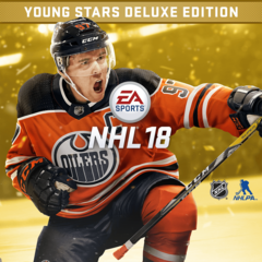 EA SPORTS NHL 18 Edition Jeunes �toiles Deluxe